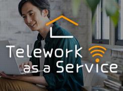 Telework  as a Service